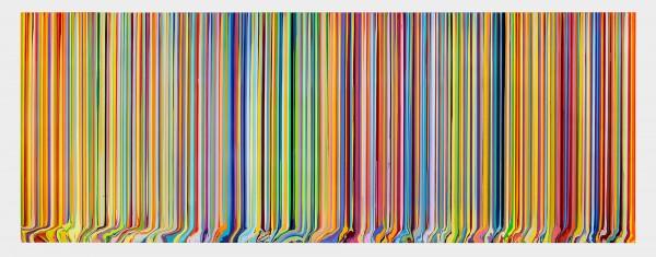 HANA, Ian Davenport ArtpieceSmall