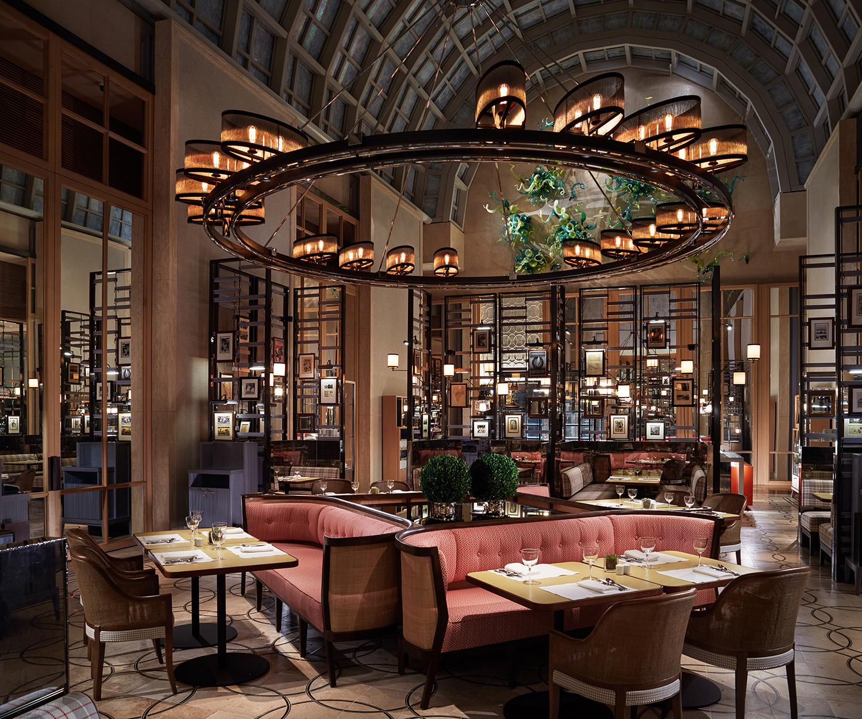 Residential Interior Designer: The Ritz-Carlton, Millenia Singapore